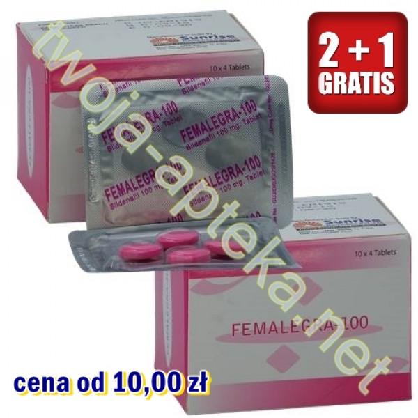 FEMALEGRA - 100 (sildenafil 100mg)