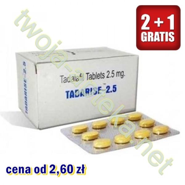 TADARISE-2.5 (tadalafil 2.5mg)